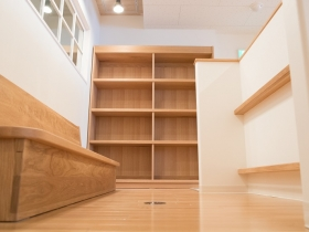ベンチ&本棚&本棚用天板・棚板