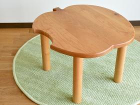 チャイルドテーブル(リンゴ)