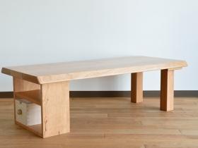 「森の陽だまり」リビングテーブル